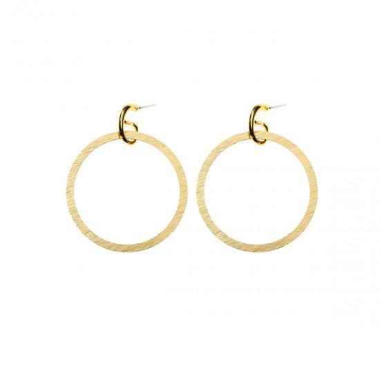 Σκουλαρίκια - Χρυσό